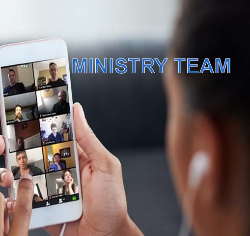 Volunteer-ministry -team